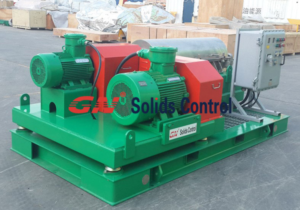 gn decanter centrifuge