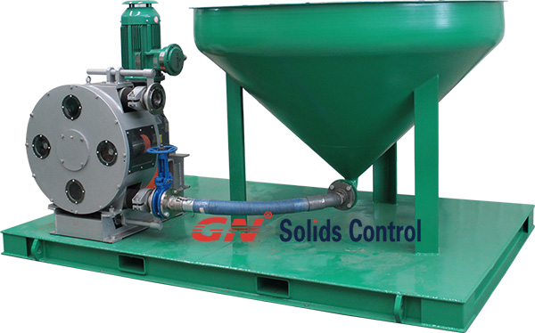 Drilling Cuttings Transfer Unit